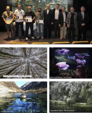 ENTREGA DE PREMIOS Y EXPOSICIÓN DEL I CONCURSO NACIONAL DE FOTOGRAFÍA DE MEDIOS ACUÁTICOS CONTINENTALES