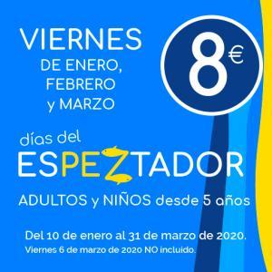 ¡¡Vuelven los días del 🐠 EsPEZtador 🐟 al Acuario de Zaragoza!!