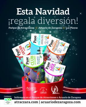 ESTAS NAVIDADES REGALA #DIVERSIÓN