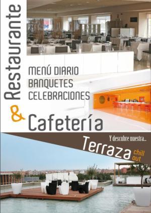 APERTURA DE NUESTRA CAFETERÍA - RESTAURANTE