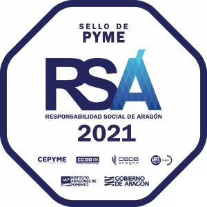EL ACUARIO DE ZARAGOZA RECIBE EL SELLO DE RSA 2021